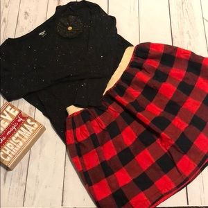 Carters girl matching outfit